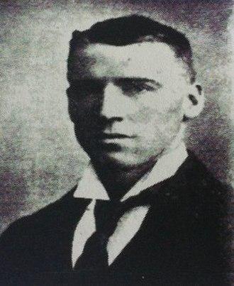 Owen Brennan (footballer) - Brennan in 1900