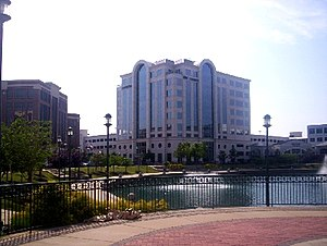 City Center at Oyster Point - Image: Oyster Point City Center