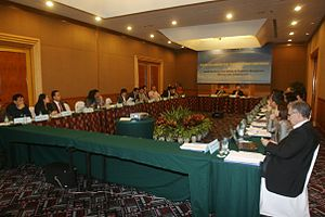 Pacific Trade and Development Conference - Young Fellows at PAFTAD 32 in Vietnam.