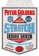 PG Original Stretch Jean Ticket 1978