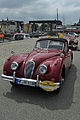 PKW der Marke Jaguar, Cabrio, in Stralsund (2012-06-28), by Klugschnacker in Wikipedia (1).JPG
