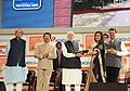 PM Modi at the dedication of ICICI's Digital Village to the Nation.jpg