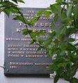 POL Warszawa Tadeusz Kutrzeba plaque.jpg