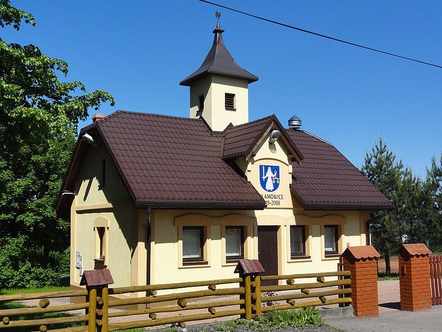 Wilamowice, Cieszyn County