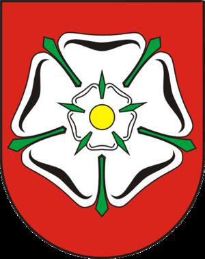 Września - Image: POL Września COA