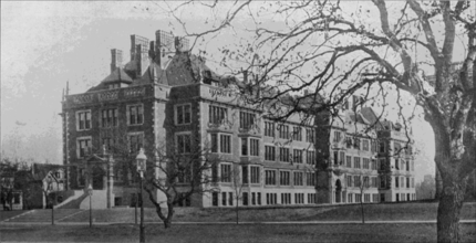 PSM V78 D206 Folwell hall college building.png