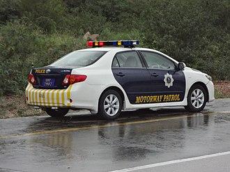 National Highways & Motorway Police - Image: Pakistan Motorway Police 2