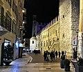 Palazzo Pretorio (Trento) foto 3 lato opposto a piazza del duomo.jpg