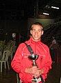 Panachaiki Boxing Gala 2010 Xristos Kafritsas.JPG