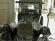 Pancho villa car