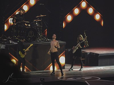 Picture of a band or musician: Panic! At The Disco