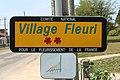 Panneau Village fleuri St Jean Veyle 5.jpg