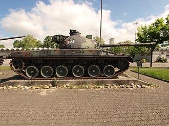 Panzer 68 - Image: Panzer 68 slash 88 pic 10