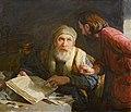 Parable of the Unjust Steward. A. Mironov.jpg