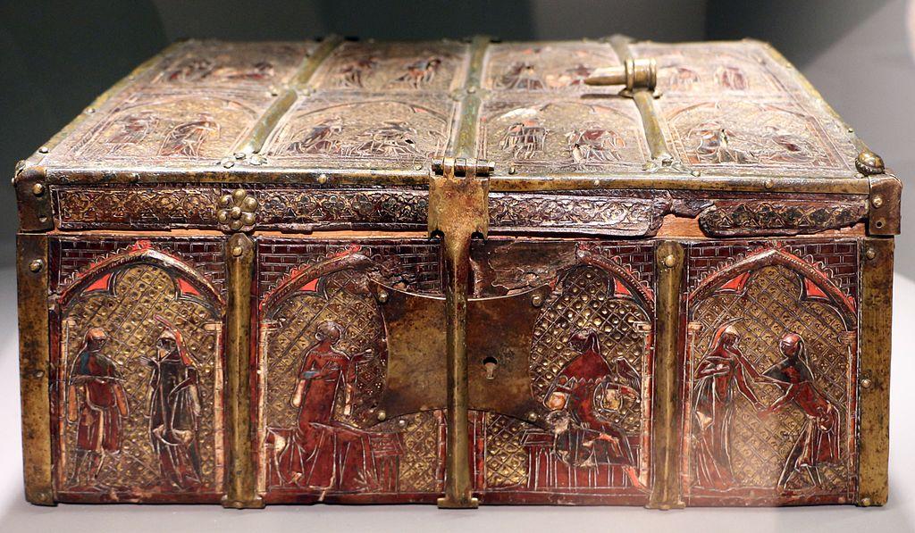 File parigi cofanetto con scene di amore cortese 1350 ca - Scene di amore a letto ...