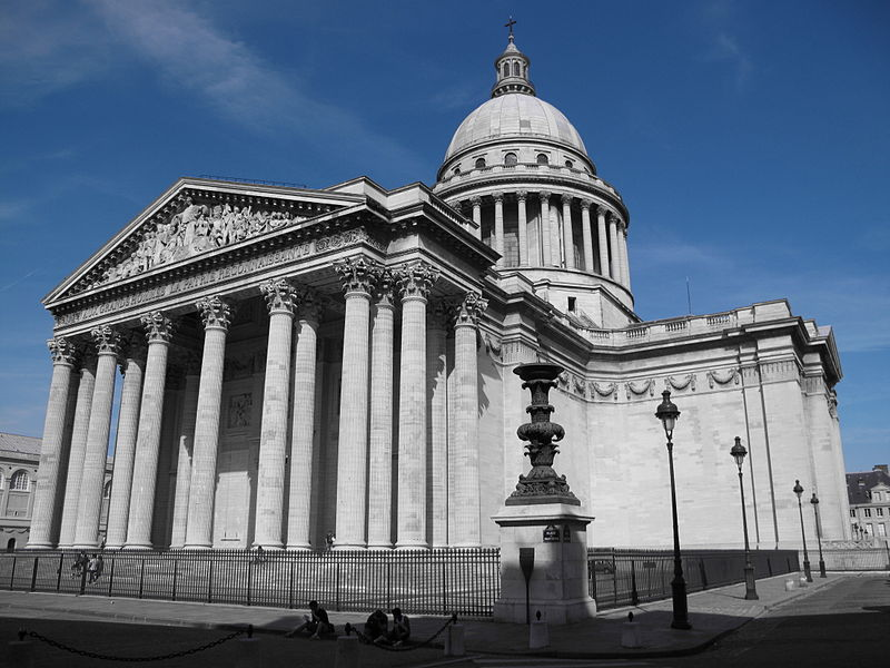 File:Paris Pantheon Outside.JPG