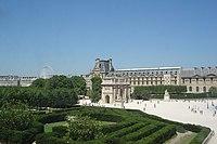 Paris Tuileries garden seen from Louvre DSC00894.jpg