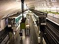Paris metro - Pont de Sèvres - 4.JPG