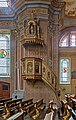 Parish church St. Ulrich - Urtijëi - Pulpit.jpg