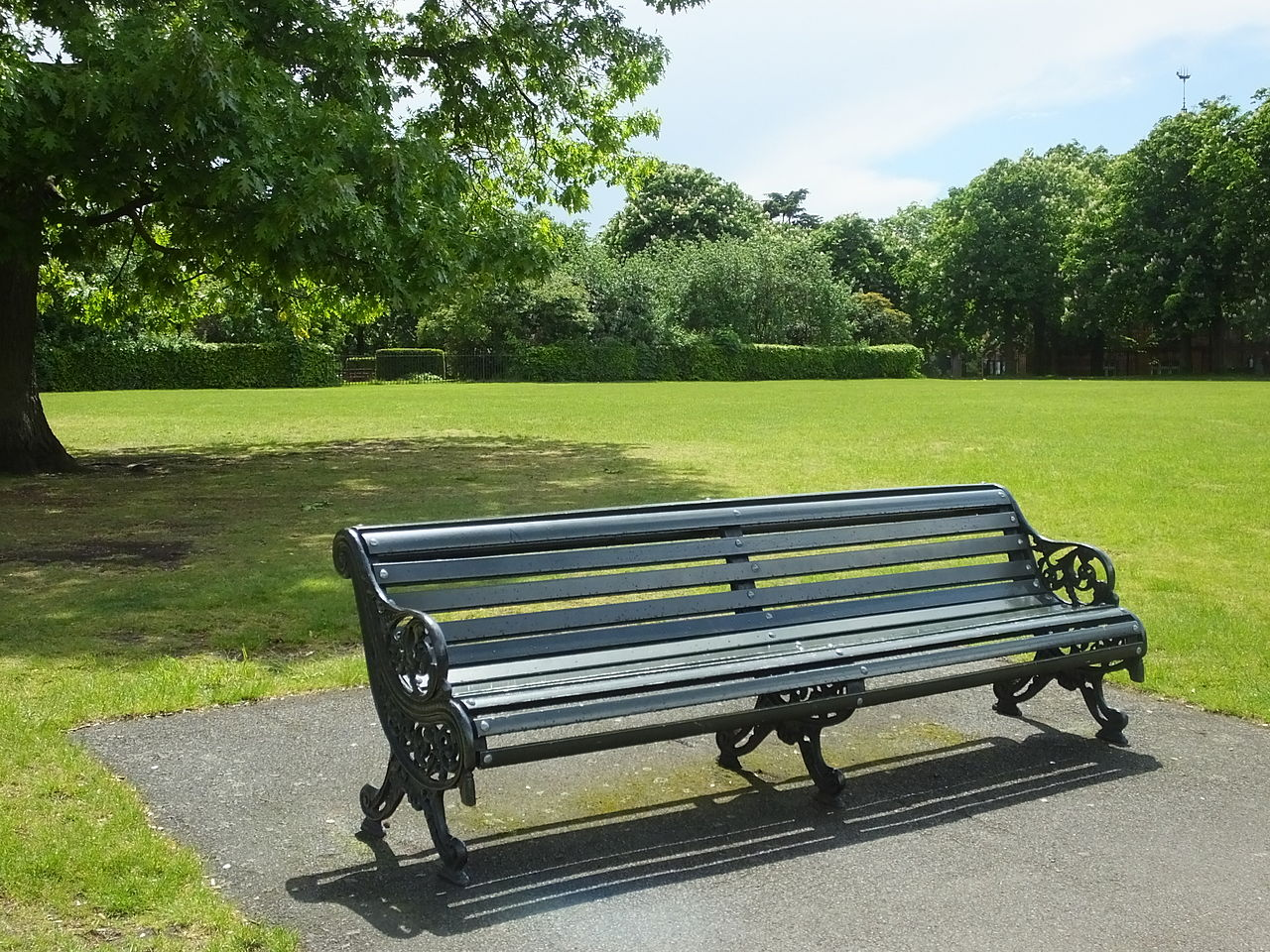 File Park Bench In Greenwich Park 6396 Jpg Wikimedia Commons