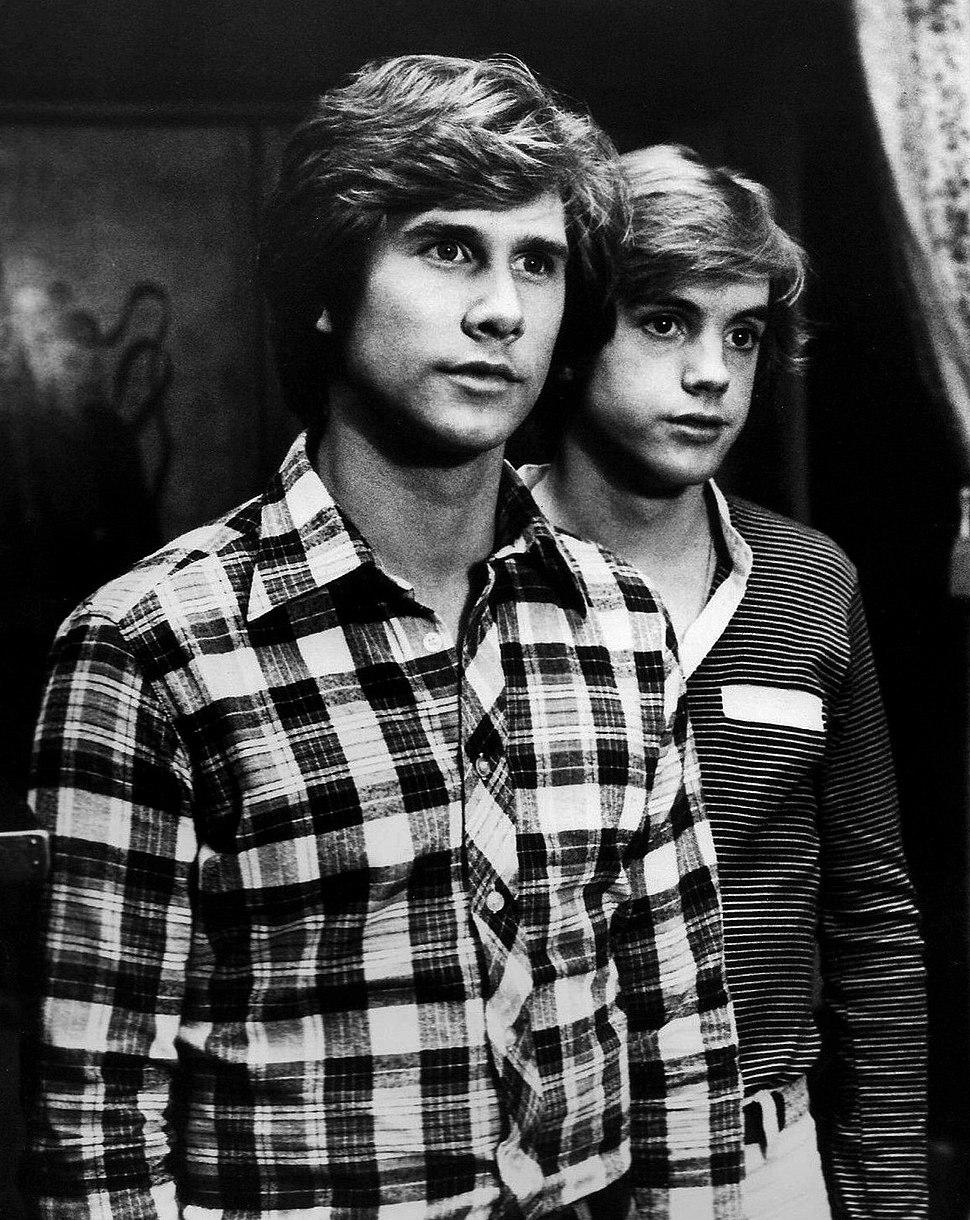 Parker Stevenson Shaun Cassidy Hardy Boys 1977