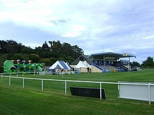Park Island, Napier - Image: Parkisland cov
