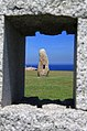 Parque dos menhires, Torre de Hércules, A Coruña, Galiza.jpg