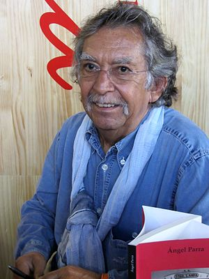 Ángel Parra - Image: Parra, Angel FILSA 2015 11 01 f RF04
