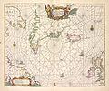 Pascaerte van Groen-landt,Yslandt, Straet Davids en Ian Mayen eylandt hoemen de selvige van Hitlandt en de Noortcusten van Schotlandt en Yrlandt beseylen mach (NYPL b13908778-1619049).jpg