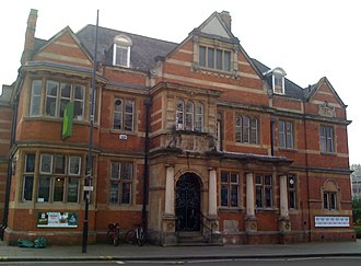 History of Shepherd's Bush - The Passmore Edwards Public Library, built in 1895