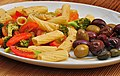 Pasta salad with olives and caper berries.jpg