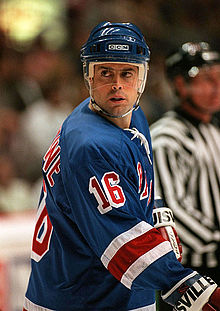 Description de l'image  Pat LaFontaine, 1997.jpg.