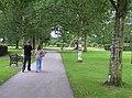Path, Shirley Park - geograph.org.uk - 1468920.jpg