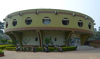Bhubaneswar - Pathani Samanta Planetarium Bhubaneswar