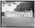 Patrick House, Spa State Park, .75 mile southeast of Gideon Putnam Hotel, Saratoga Springs, Saratoga County, NY HABS NY,46-SASPR,2-7.tif
