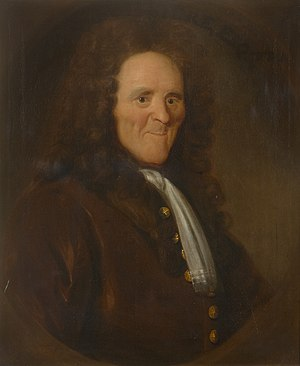 Paul Buissière - Paul Buissière, 1730s portrait