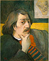 Paul Gauguin, Self-portrait, c.1893, Detroit Institute of Arts.jpg