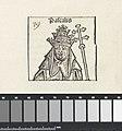 Paus Paschalis I Pascalis (titel op object) Liber Chronicarum (serietitel), RP-P-2016-49-63-4.jpg