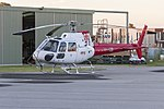 Pay's Helicopters (VH-IQB) Eurocopter AS350B2 Ecureuil at Wagga Wagga Airport (3).jpg