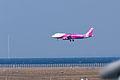 Peach Aviation ,MM102 ,Airbus A320-214 ,JA807P ,Arrived from Sapporo ,Kansai Airport (16661107621).jpg