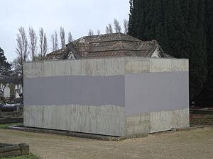 Linwood Cemetery, Christchurch - Mausoleum of John Thomas Peacock