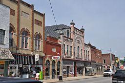 PendletonIN Downtown