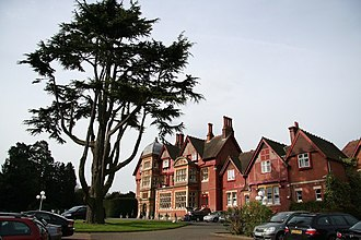 Tring - Pendley Manor, hotel and conference centre.