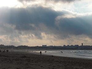 Peniche, Portugal - Image: Peniche beach 2