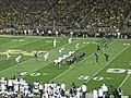 Penn State vs. Michigan football 2014 12 (Michigan on offense).jpg