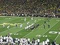 Penn State vs. Michigan football 2014 12 (Michigan on offense).jpg