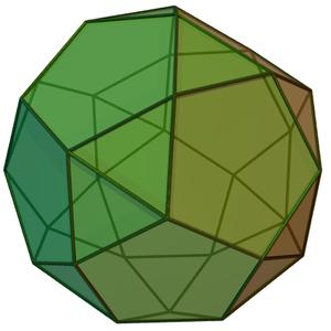Pentagonal orthobirotunda - Image: Pentagonal orthobirotunda