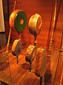 Percussion instruments - Musical Instrument Museum, Brussels - IMG 3990.JPG