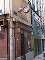 Perpignan devanture magasin place des Orfèvres rue de l Argenterie.jpg