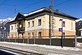 Personalwohnhaus, Bahnhof, Bad Gastein, 17.02.2019.jpg